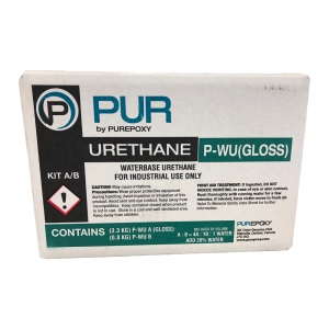 Waterbased Urethane (MATTE or GLOSSY) 1 Gallon