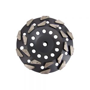 7″ Rain Drop Cup Wheel