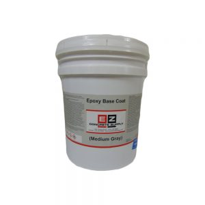 Epoxy Base Coat 7.5 Gallon Kit