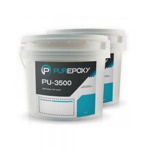 UV Resistant Polyurethane Top Coat 2 gal- PU3500