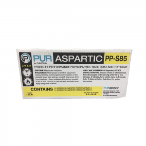 PP-S85 Slow Cure Polyaspartic