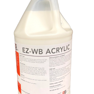 EZ Water-Based Acrylic Sealer