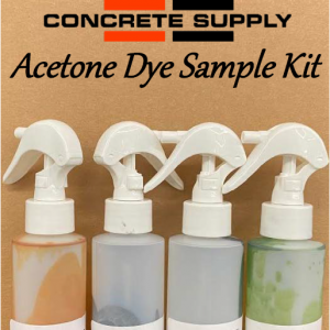 EZ Acetone Dye Sample Kit