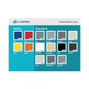 PurEpoxy Safety Pigments