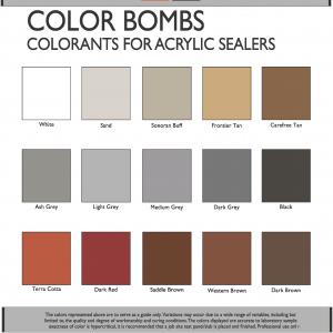 EZ Color Bombs