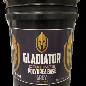 Gladiator Polyurea Base (3 Gal)(Grey)