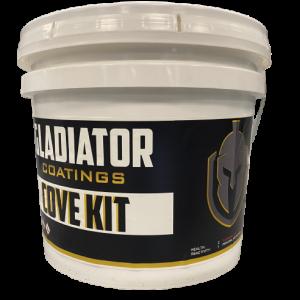 Gladiator Epoxy Cove Base Kit
