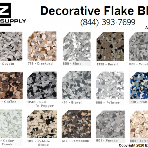 FLAKES Decorative Blends NOT In Stock